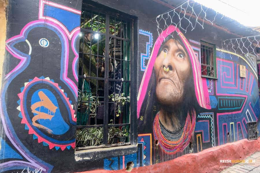 Bogota Highlights und Sehenswürdigkeiten