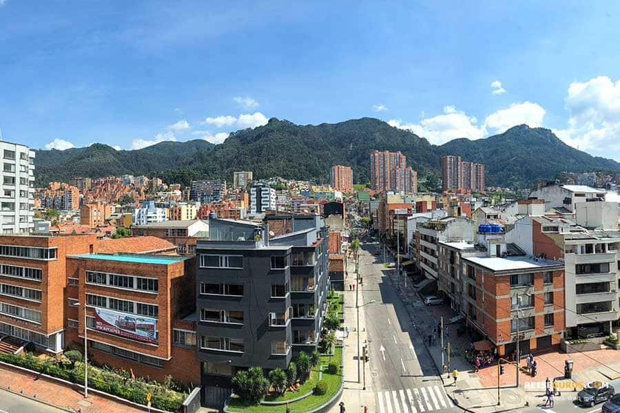 Bogota Hoteltipps