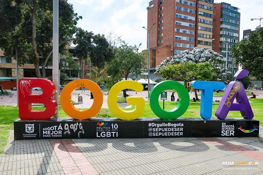 Fortbewegung in Bogota