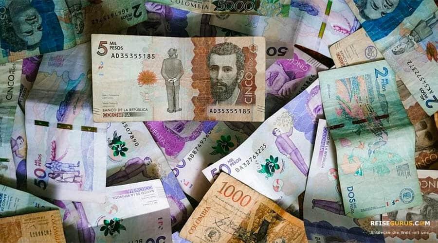 Kolumbien Währung