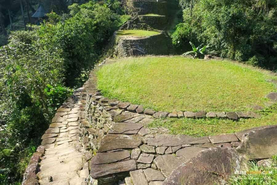 Ciudad Perdida Ruinen