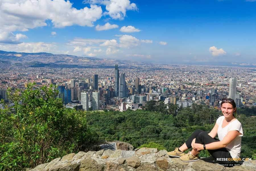 Monserrate Ausblick Viewpoint
