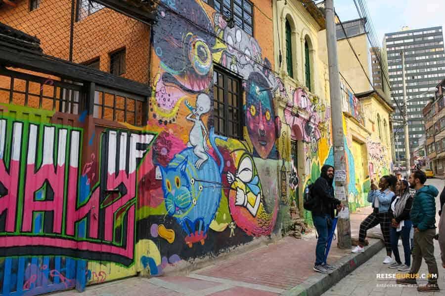 Stadttour Bogota