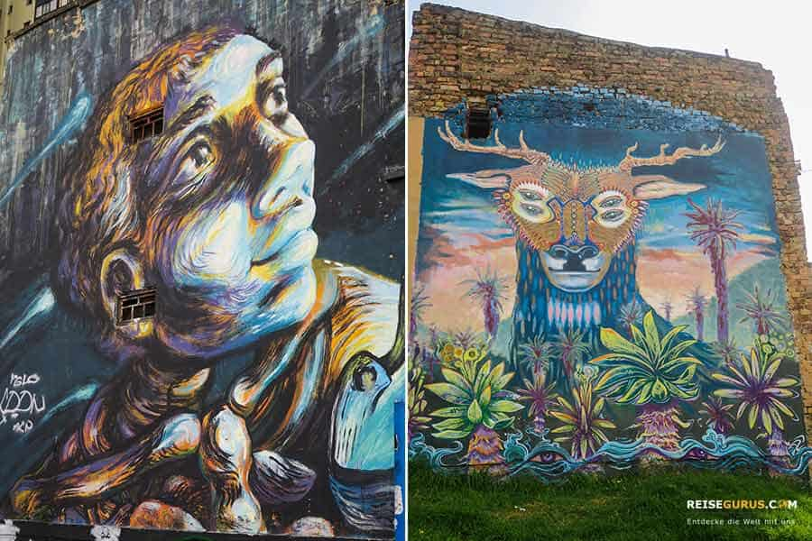 Streetart Bogotá