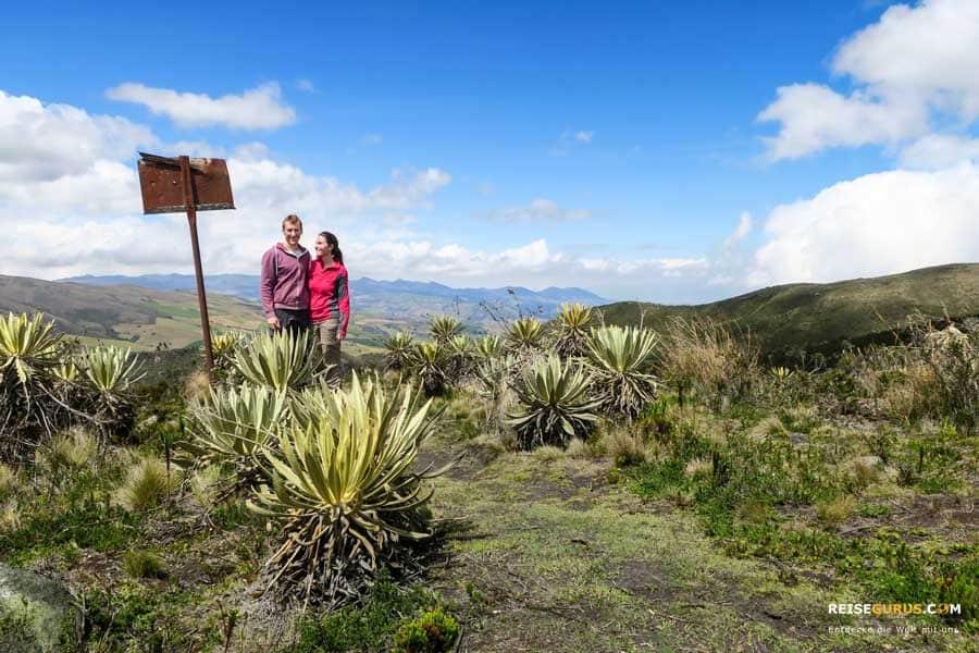Tagesausflug von Bogotá