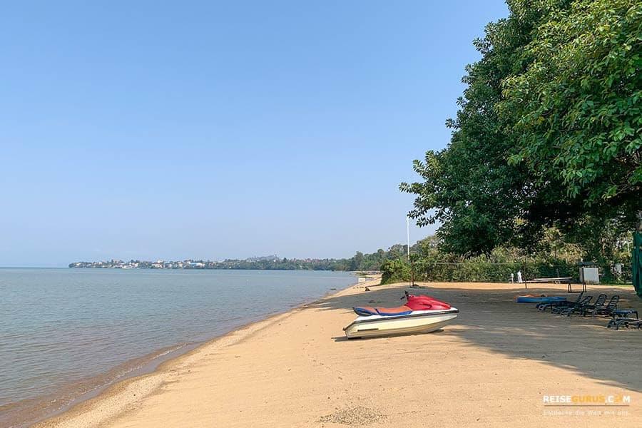 Gisenyi Rubavu Beach