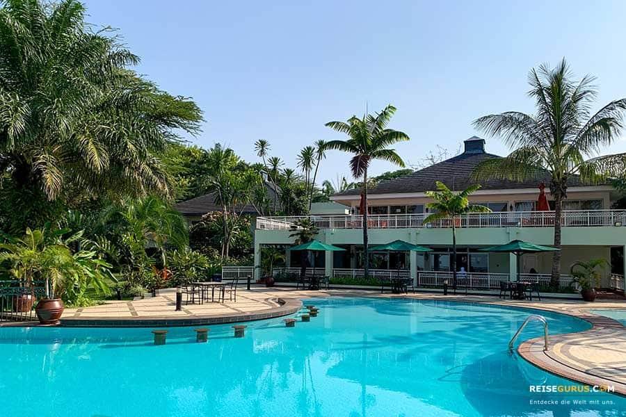 Gisenyi Unterkünfte und Hotels