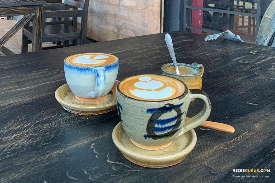 Kaffeeplantage Lake Kivu