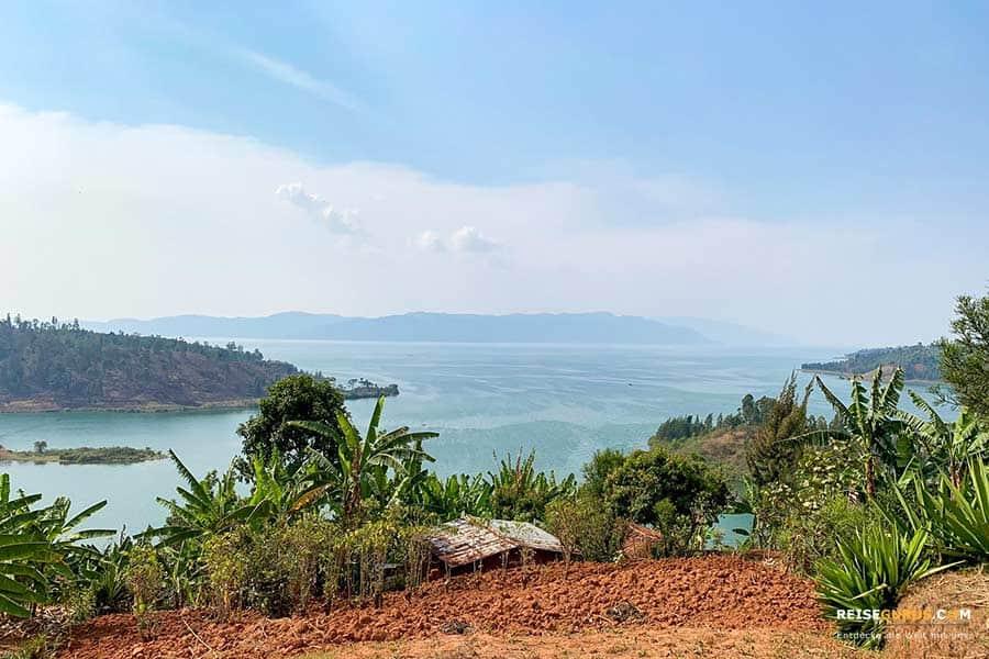 Lake Kivu Ruanda