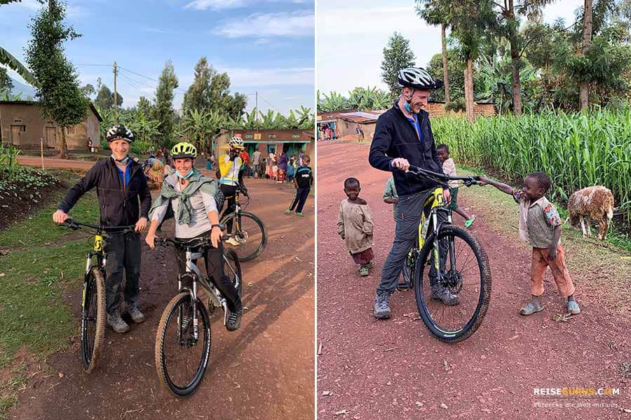 Ruanda Fahrradtour