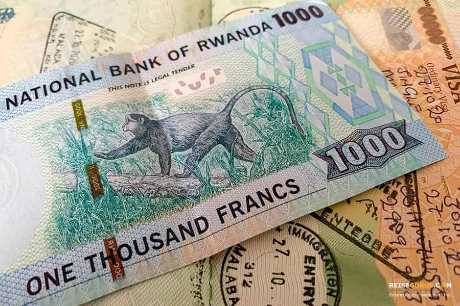 Währung Ruanda