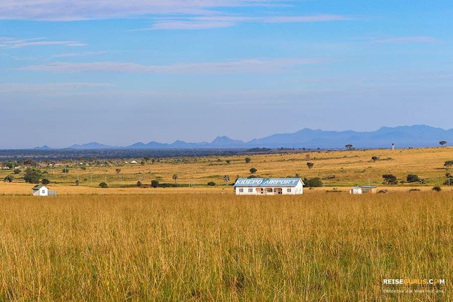 Kidepo Valley Nationalpark