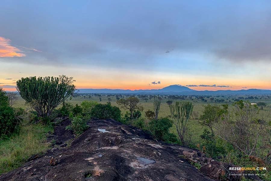 Kidepo Valley Nationalpark Aussichtspunkt