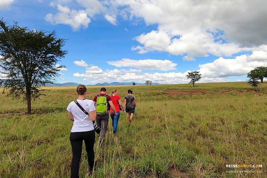 Nature Walk Uganda