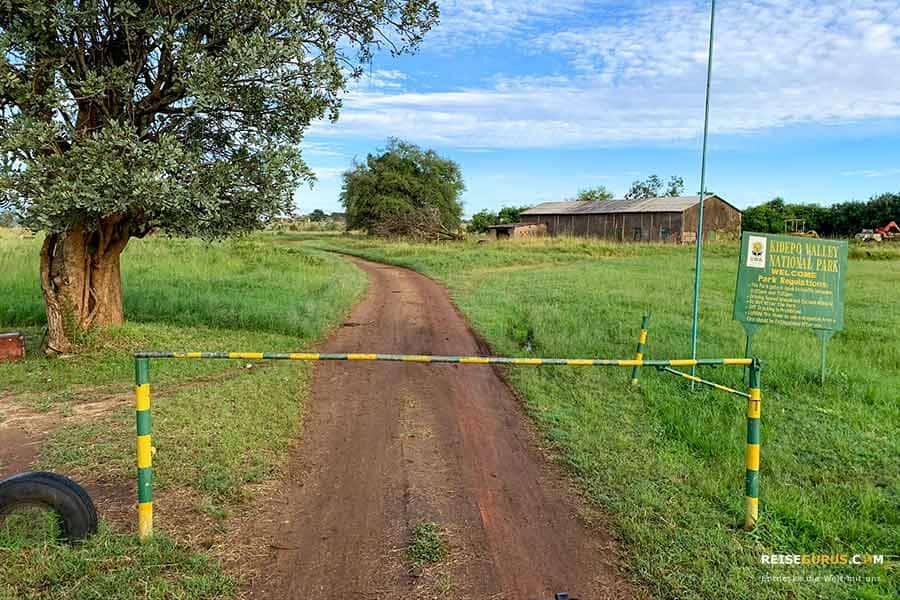 Oeffnungszeiten Kidepo Nationalpark