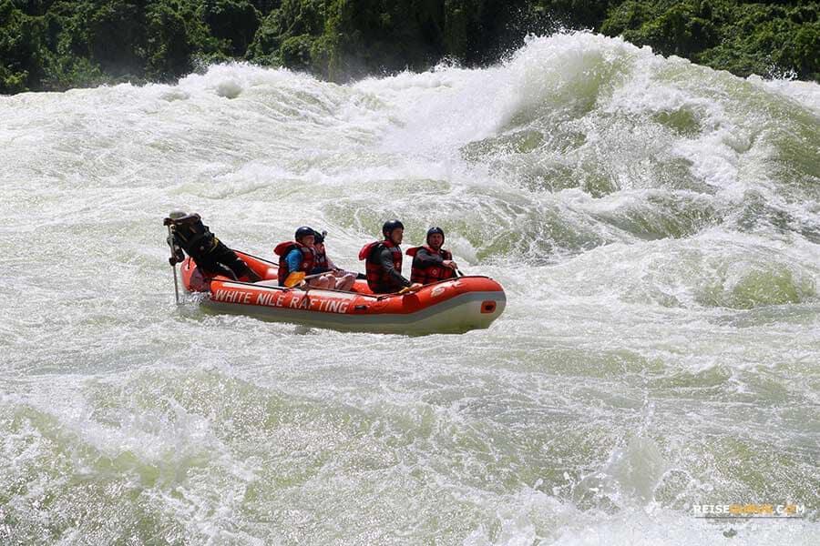 Nil Rafting Uganda