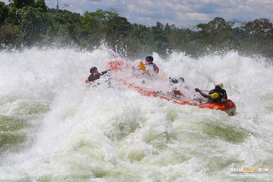 Nil Rafting