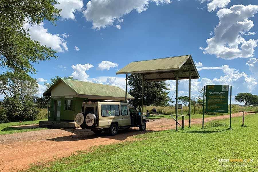 Oeffnungszeiten Murchison Falls Nationalpark