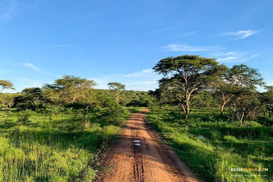 Uganda Straßen