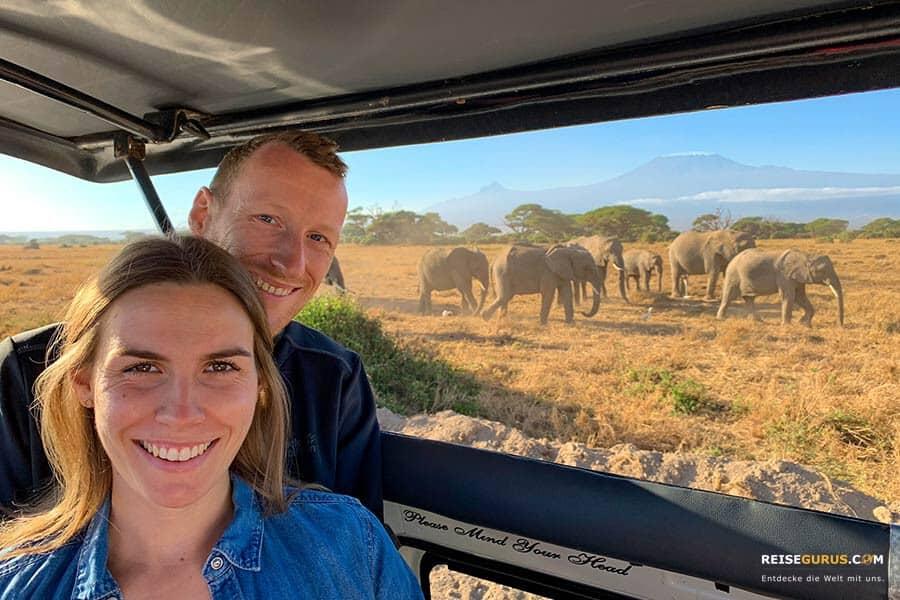 Amboseli Nationalpark Fazit