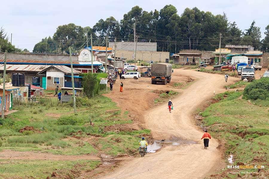 Einreise nach Uganda