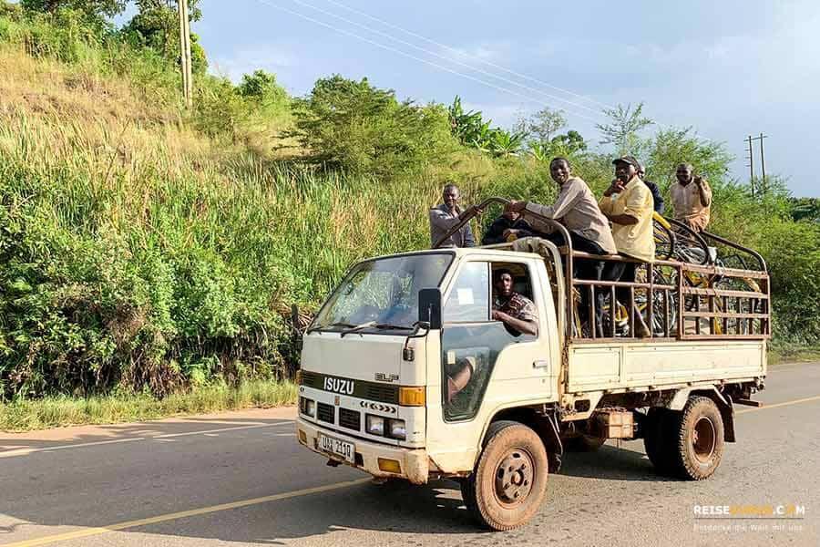 Selbstfahrer Uganda