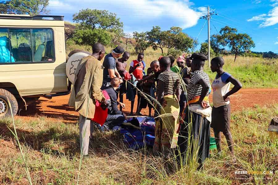 Uganda Rundreise