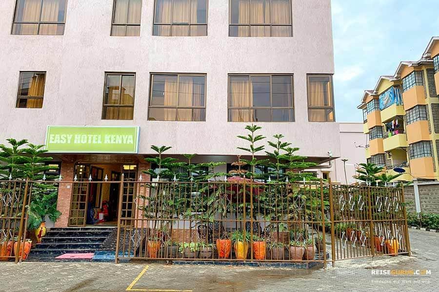 Hoteltipps für Nairobi