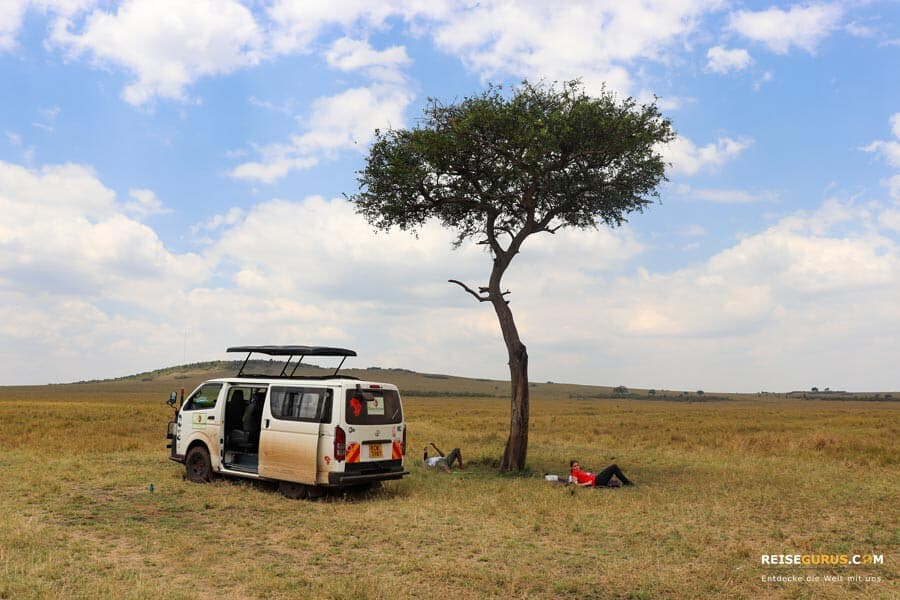 Kenia Reisezeit