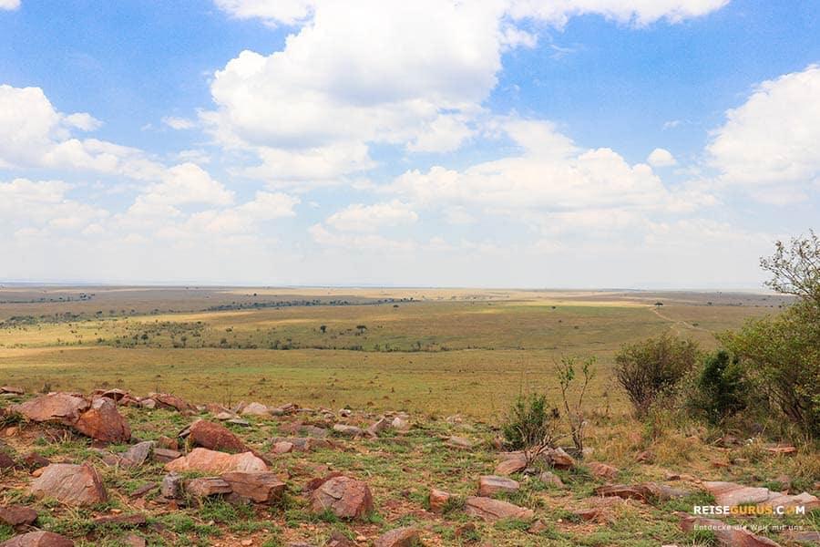 Masai Mara Aussichtspunkte