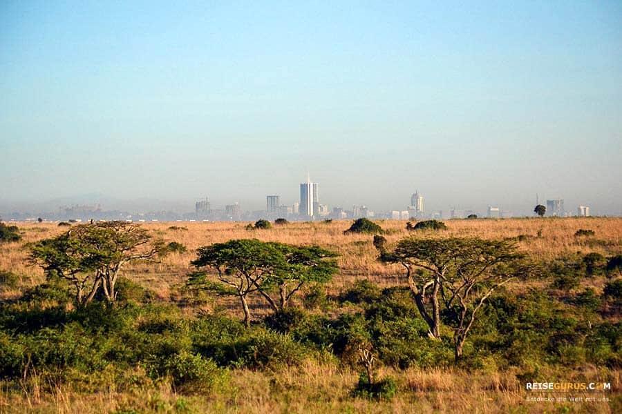 Nairobi Sehenswürdigkeiten