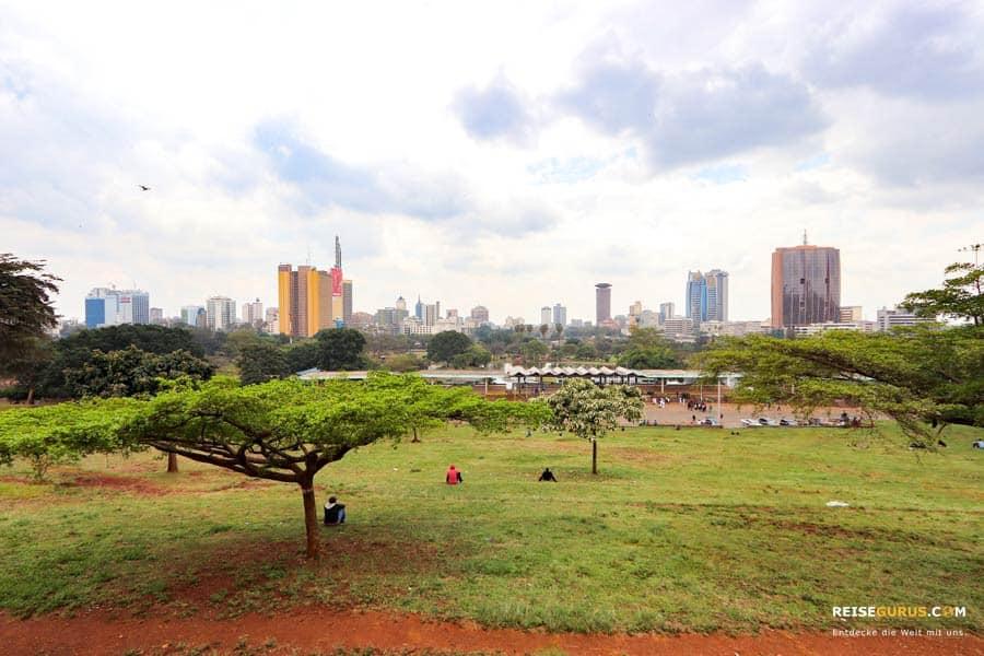 Nairobi Stadttouren