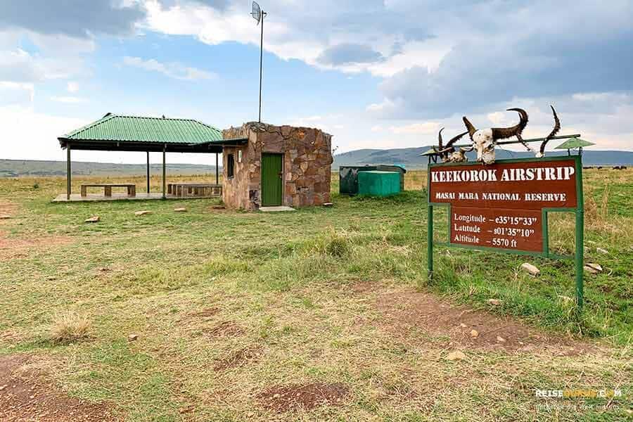 Nationalreservat Kenia