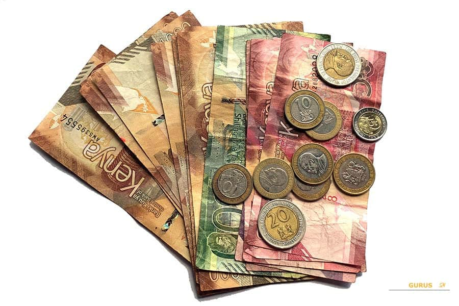 Trinkgeld in Kenia