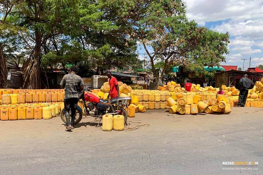 Kenia Reisetipps und Versorgung