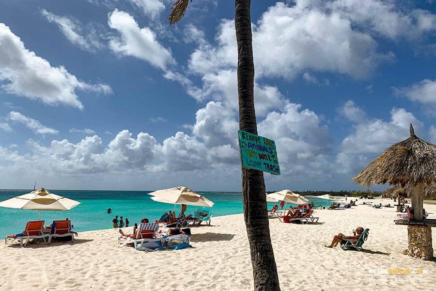 Aruba Strände Top 10
