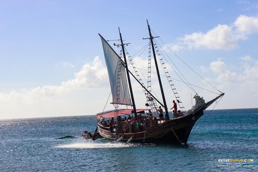 Aruba Strände Touren