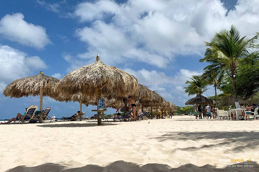 Aruba Strände