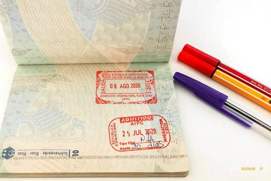 Dominikanische Republik Visum