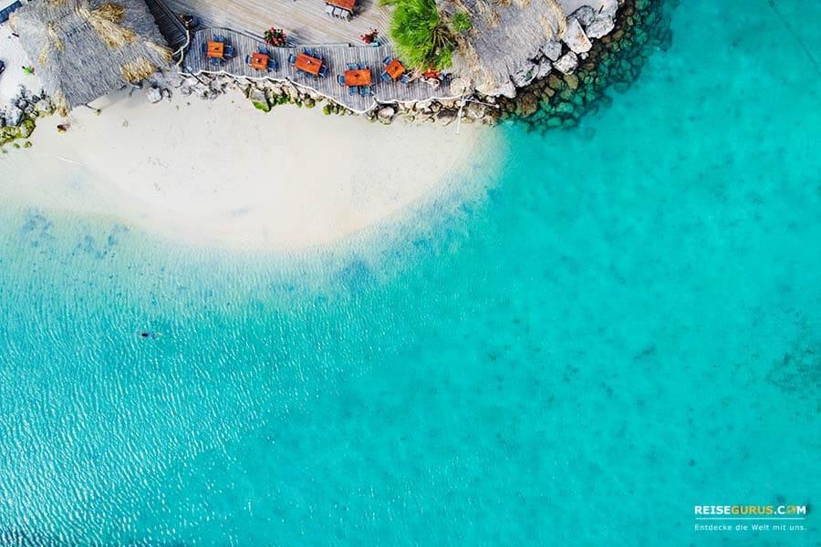 Jan Thiel Beach Curacao Strände