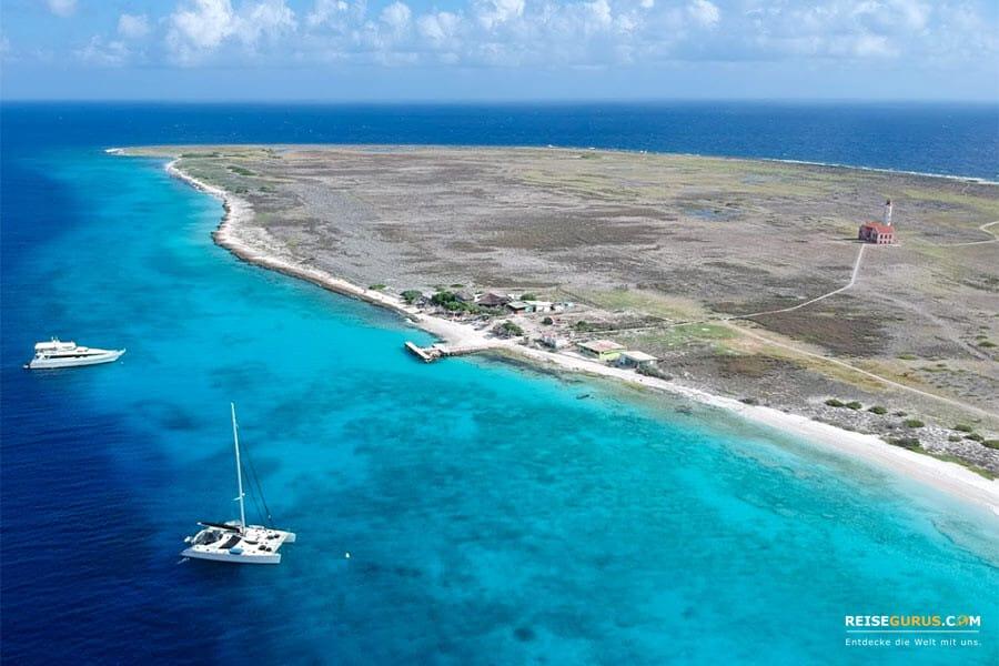 Klein Curacao Strände