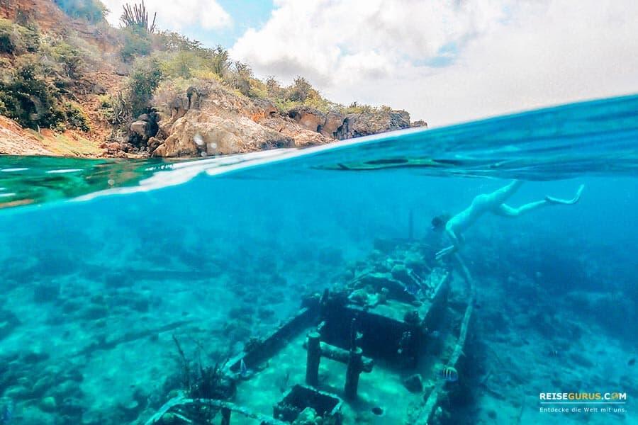 Schnorcheln Curacao