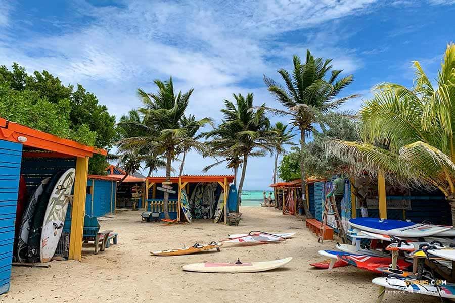 schöne Strände auf Bonaire