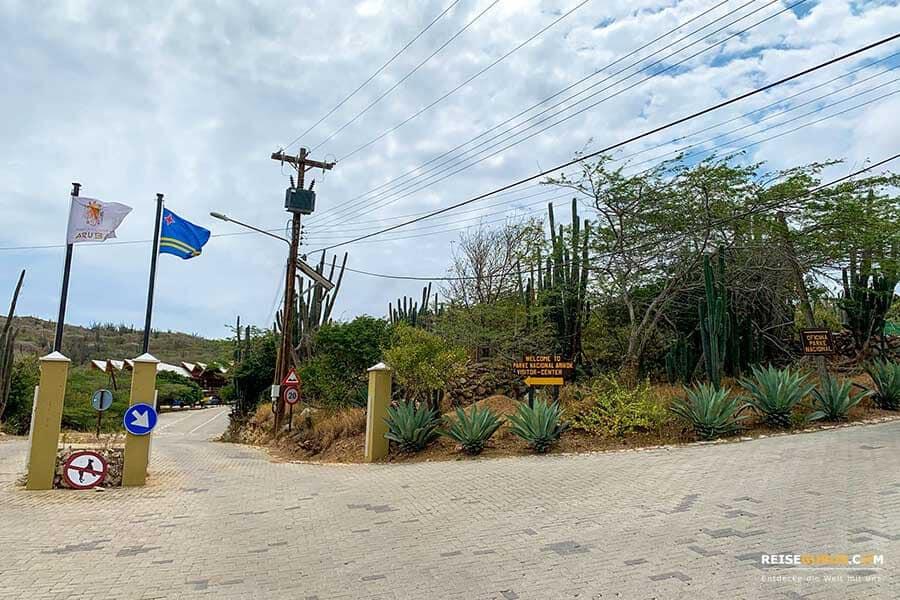 Arikok Nationalpark Aruba Öffnungszeiten