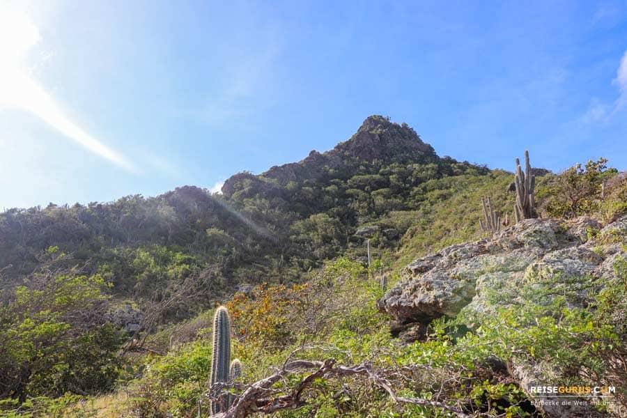 Christoffel Nationalpark Curacao