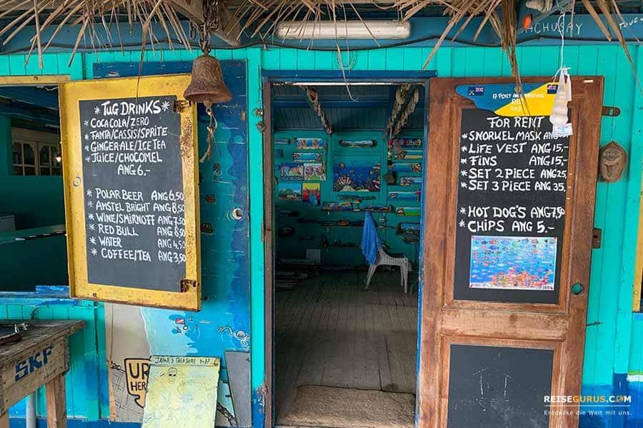 Preise auf Aruba