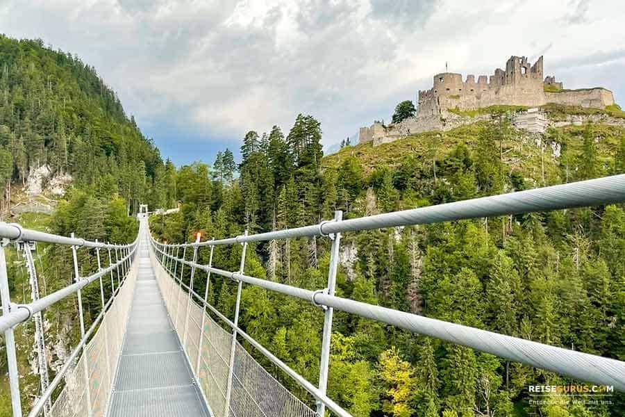 Highline 179 Burgenwelt Ehrenberg