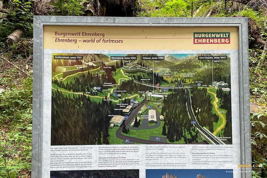 Highline 179 Hängeseilbrücke