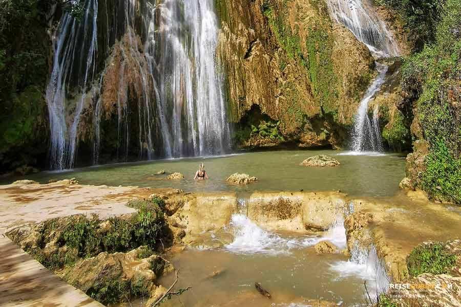Salto El Limon Wasserfall