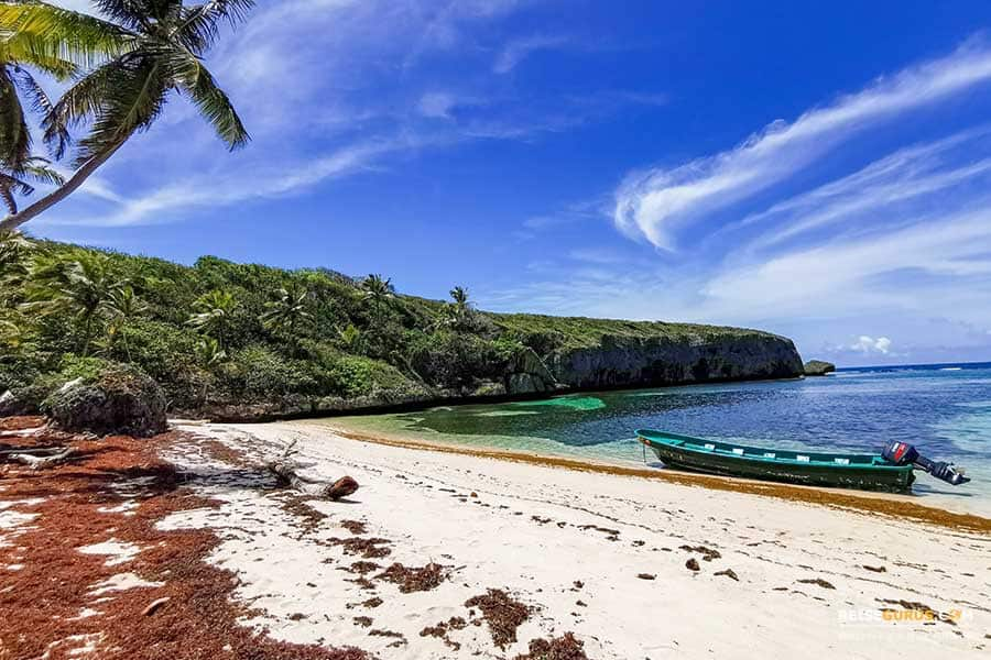 Playa Madama Las Galeras